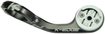 K-EDGE Wahoo Max XL Mount - 31.8, Black
