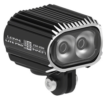 Lezyne Ebike Lite Pro Drive 800 Headlight, Black