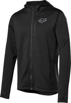 Fox Racing Ranger Tech Fleece Jacket - Black, Men's, Small