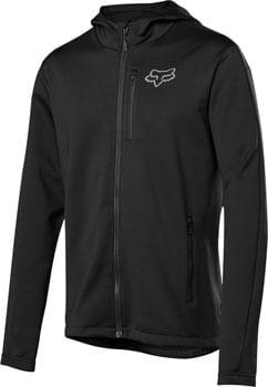 Fox Racing Ranger Tech Fleece Jacket - Black, Men's, Large