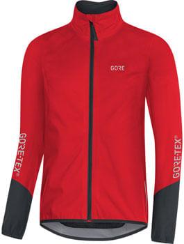 GORE® C5 GORE-TEX Active Jacket - Red/Black, Men's, Small