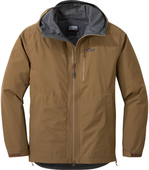 Outdoor Research Foray Jacket - Coyote, Men's, Small