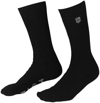 Fist Handwear Blackout Crew Sock - Black, Large/X-Large