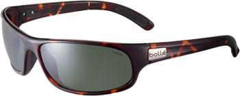 Bolle ANACONDA Sunglasses - Shiny Dark Tortoise, Axis Polarized Lenses