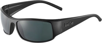 Bolle KING Sunglasses - Shiny Black, TNS Lenses