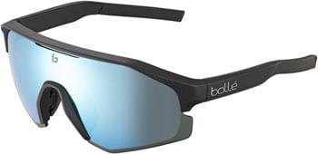 Bolle LIGHTSHIFTER Sunglasses - Matte Black, TNS Ice Lenses