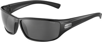 Bolle PYTHON Sunglasses - Shiny Black, TNS Polarized Lenses