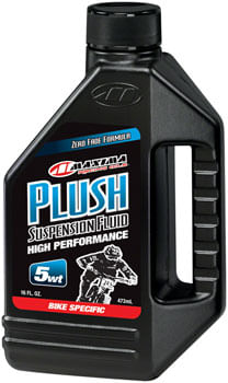 Maxima Racing Oils PLUSH Suspension Fluid 5 WT 16 fl oz