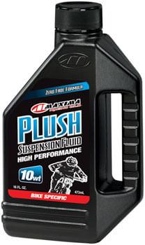 Maxima Racing Oils PLUSH Suspension Fluid 10 WT 16 fl oz