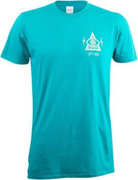 We The People Illuminati T-Shirt - Dark Teal, 2X-Large