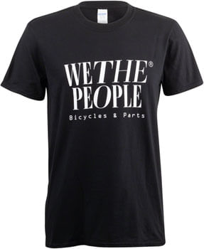 We The People Series T-Shirt - Black, X-Large