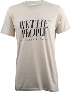We The People Series T-Shirt - Sand, X-Large
