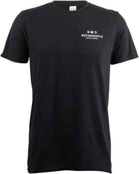 We The People SQB T-Shirt - Black, X-Large