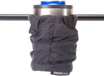HandleStash Classic Handlebar Mount Bottle Holder -  Black