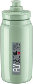 Elite SRL Fly Water Bottle - 550ml, Green/Gray