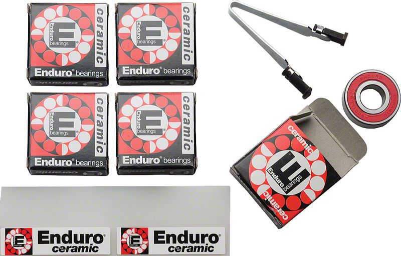 Enduro-Ceramic-Cartridge-Bearing-Kit-Mavic-Ksyrium-Elite-Equipe-BB4101-5