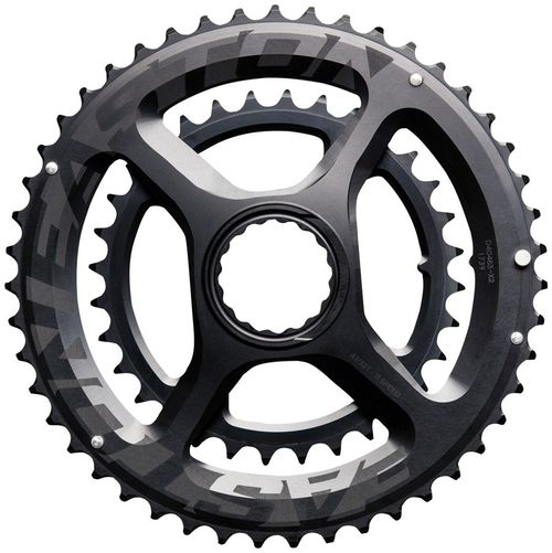 Easton Spider and Ring Assembly for CINCH Cranks, 46/30t 11-Speed, Black