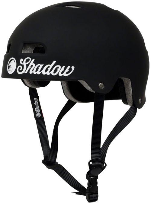 The Shadow Conspiracy Classic Helmet - Matte Black, Small/Medium