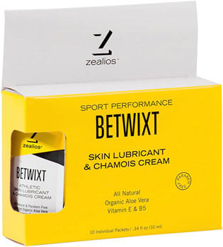 Zealios Betwixt Chamois Cream - 10ml Pocket Packet (Box of 10)