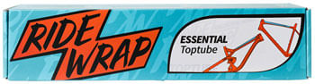 RideWrap Essential Toptube Frame Protection Kit - Matte