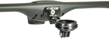 K-EDGE Garmin Madone Integrated Combo Mount Black