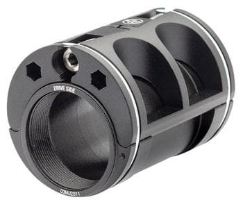 Problem Solvers Bushnell Eccentric Lightweight Bottom Bracket - 68mm x 54mm, Black