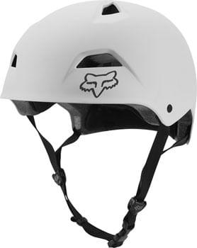 Fox Racing Flight Sport Helmet - White/Black, Large