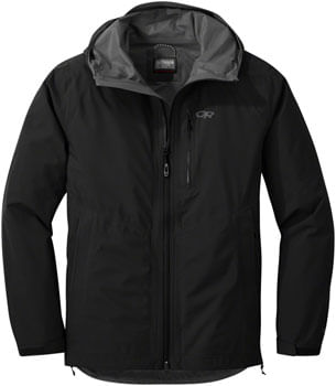 Outdoor Research Foray Jacket - Black, Men's, Small