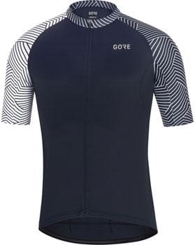 GORE C5 Jersey - Orbit Blue/White, Men's, Medium