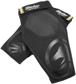 The Shadow Conspiracy Super Slim V2 Knee Pads - Black, X-Large
