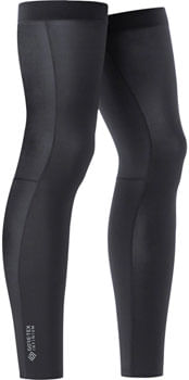 GORE Shield Leg Warmers - Black, X-Small/Small