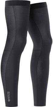 GORE Shield Leg Warmers - Black, Medium/Large