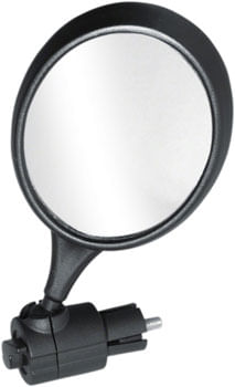 Delta Universal Mirror - Black