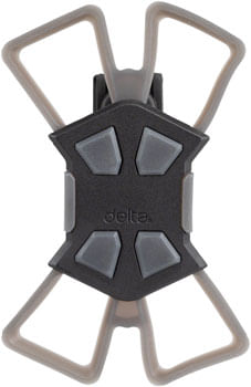 Delta X Mount Handlebar Mount Phone Holder - Black