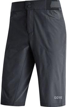 GORE® Wear Passion Cycling Shorts - Black, Men's, Medium