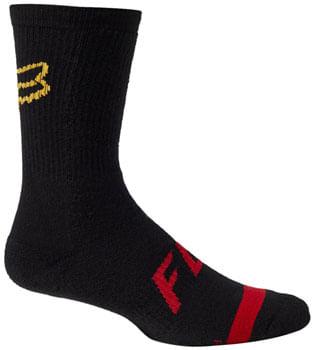Fox-Racing-Defend-Sock---Black-8--Small-Medium-SK2068