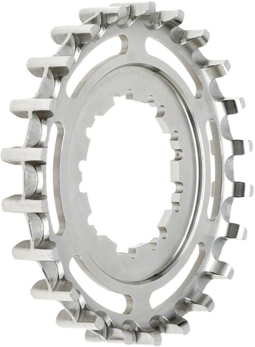 Gates Carbon Drive CDX CenterTrack Rear Sprocket: 22 tooth, compatible with 9-spline Shimano Freehub