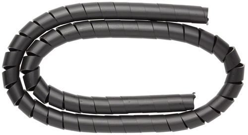 Cycle Stuff Stay-Wrap Chainstay Protector - Black