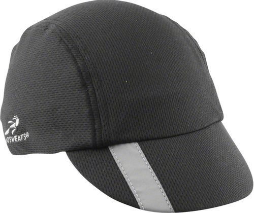 Headsweats Cycling Cap Eventure knit: Black