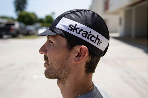 Pace Sportswear Hex-Tek Skratch Labs 2019 Cycling Cap - UPF 50 Plus, One Size