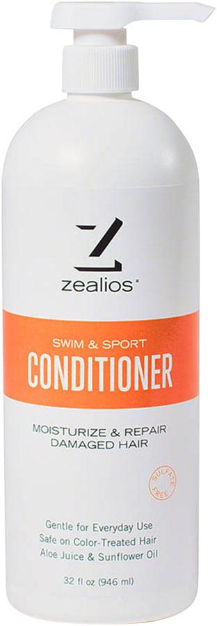 Zealios Swim and Sport Conditioner: 32oz with pump