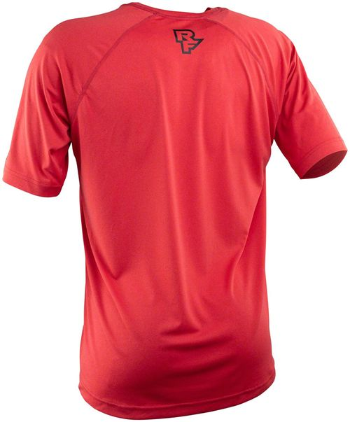RaceFace Trigger Jersey - Rouge, Short Sleeve, Men's, Medium