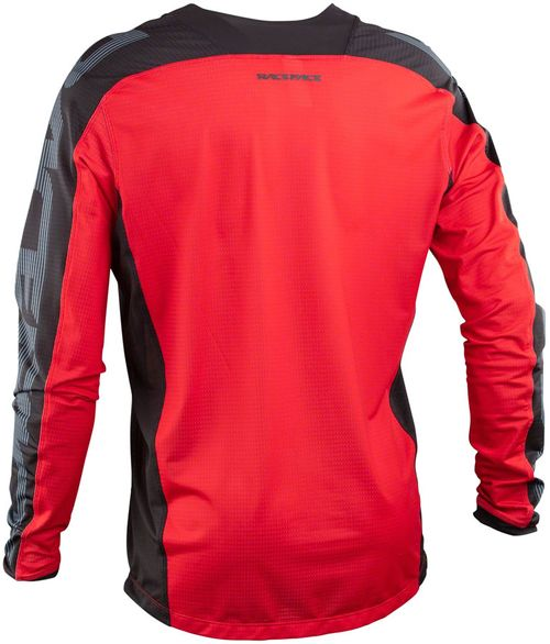 RaceFace Ruxton Jersey - Rouge, Long Sleeve, Men's, Small