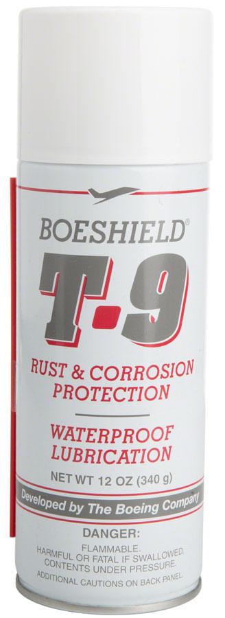 Boeshield T9 Bike Chain Lube - 12 fl oz, Aerosol