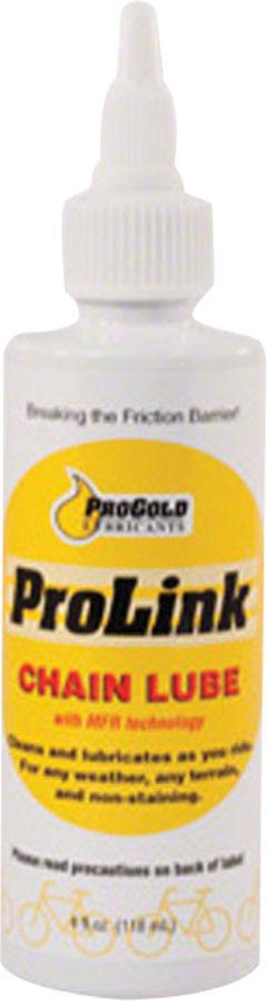 ProGold ProLink Bike Chain Lube - 4 fl oz, Drip