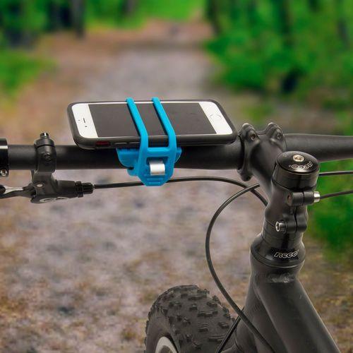 Nite Ize HandleBand Universal Smart Phone Stem/Handlebar Mount, Blue