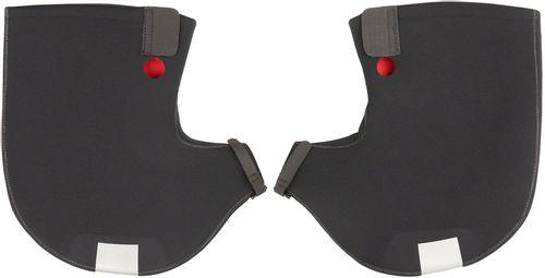Bar Mitts Road Pogie Handlebar Mittens - Internally Routed Campy/SRAM/Newer Shimano, No Zipper, XL, Black