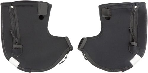 Bar Mitts Extreme Road Pogie Handlebar Mittens - Externally Routed Older Shimano, XL, Black