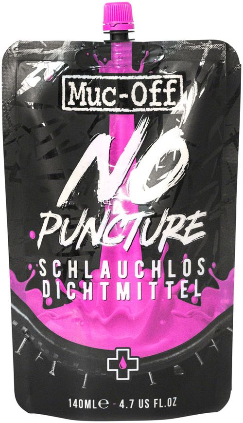 Muc-Off No Puncture Tire Sealant 140ml Pouch
