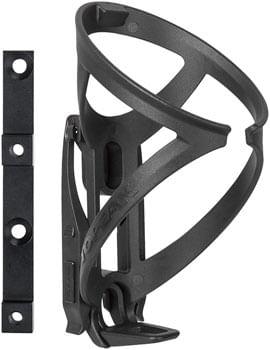 Topeak Ninja Master+ X1AJ Water Bottle Cage - QuickClick, Includes Tire Levers, Black